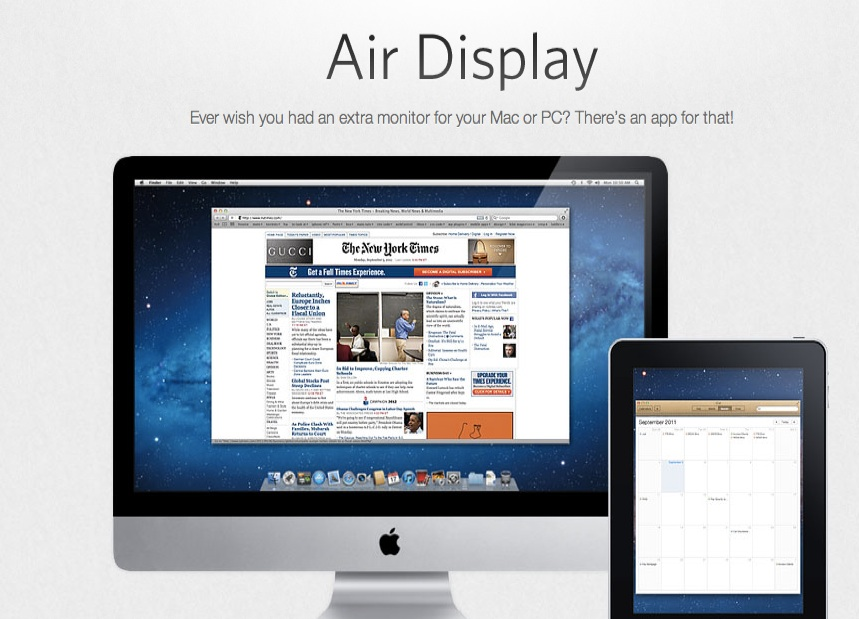 AirDisplay
